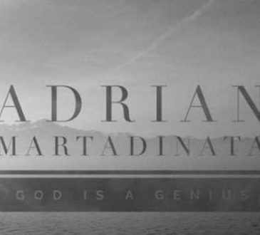 Adrian Martadinata - God Is A Genius