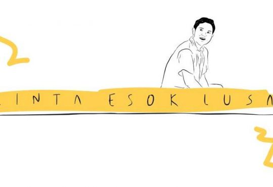Theo Erlangga - Cinta Esok Lusa