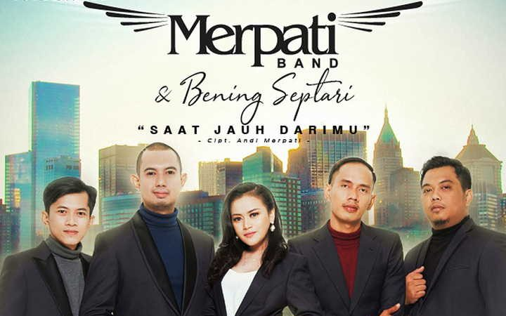 Merpati Band & Bening Septari - Saat Jauh Darimu