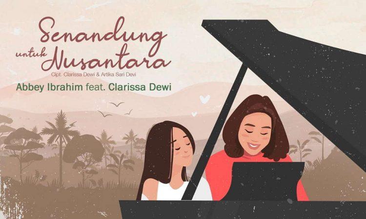 Abbey Ibrahim Senandung Untuk Nusantara feat Clarissa Dewi